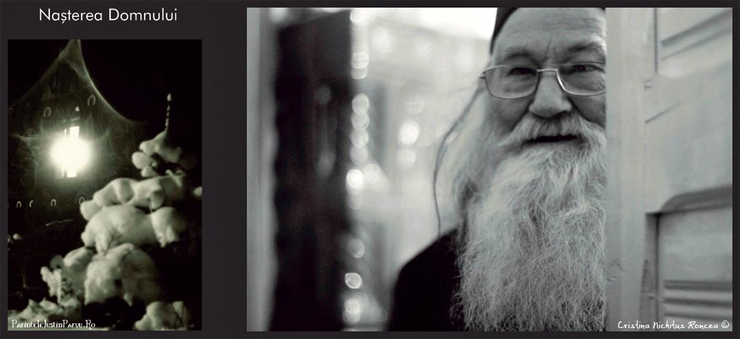 Parintele Justin Marturisitorul - Album foto de Cristina Nichitu