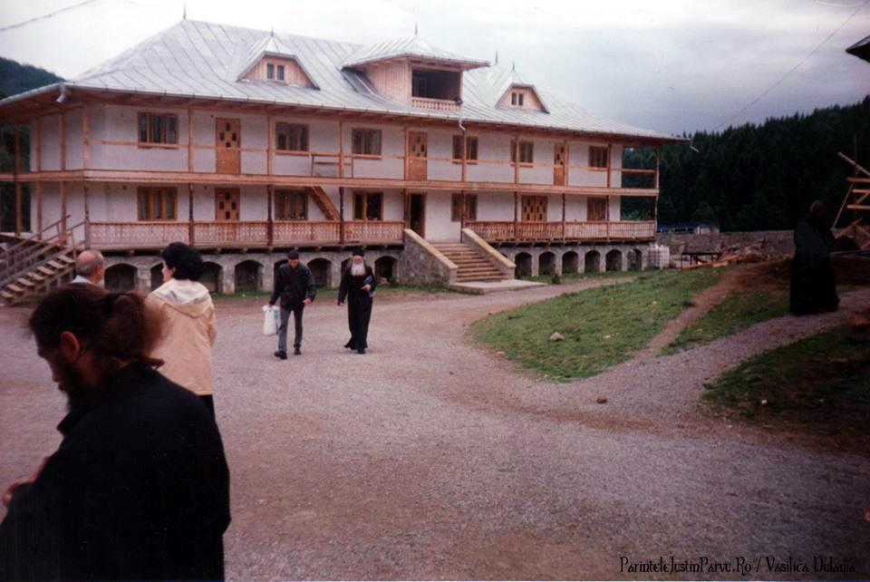 Parintele Justin Parvu Ro - Manastirea Petru Voda - Foto Arhiva 21