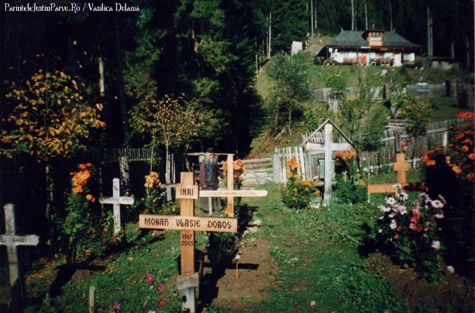 Parintele Justin Parvu Ro - Manastirea Petru Voda - Foto Arhiva 25