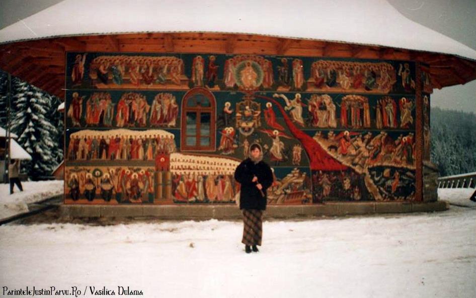 Parintele Justin Parvu Ro - Manastirea Petru Voda - Foto Arhiva 28