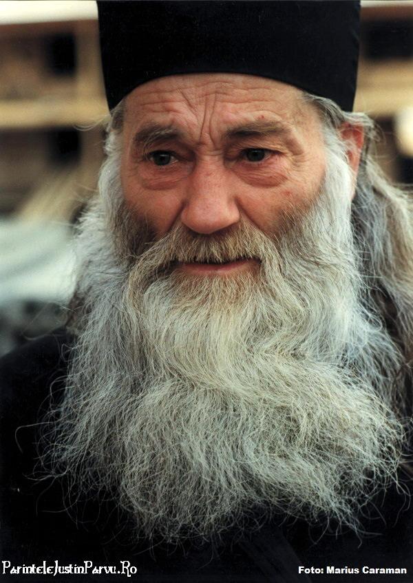 1997 Parintele Justin Parvu Ro 1 foto Marius Caraman