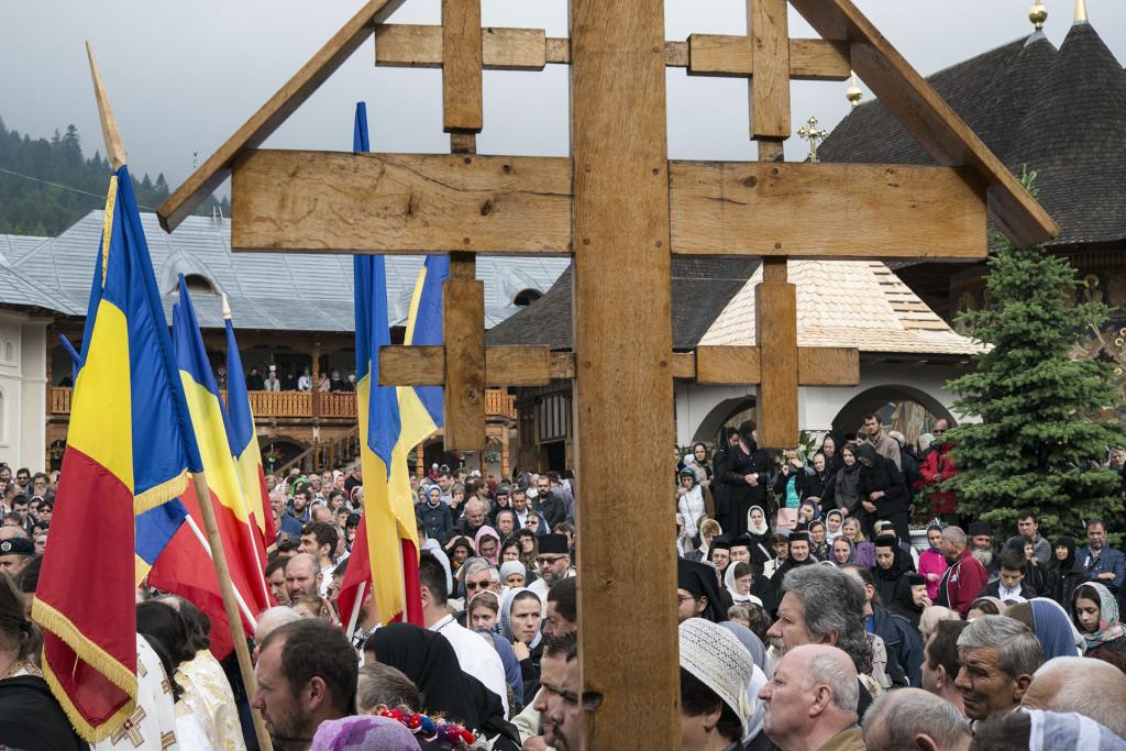 Un an fara Parintele Justin Parvu - Foto Manastirea Petru Voda
