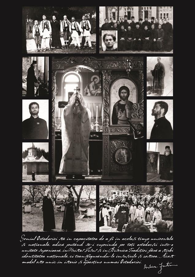 Calendar 2016 Parintele Justin Parvu - Manastirea Petru Voda