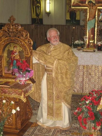Pr. Vasile Ignatescu