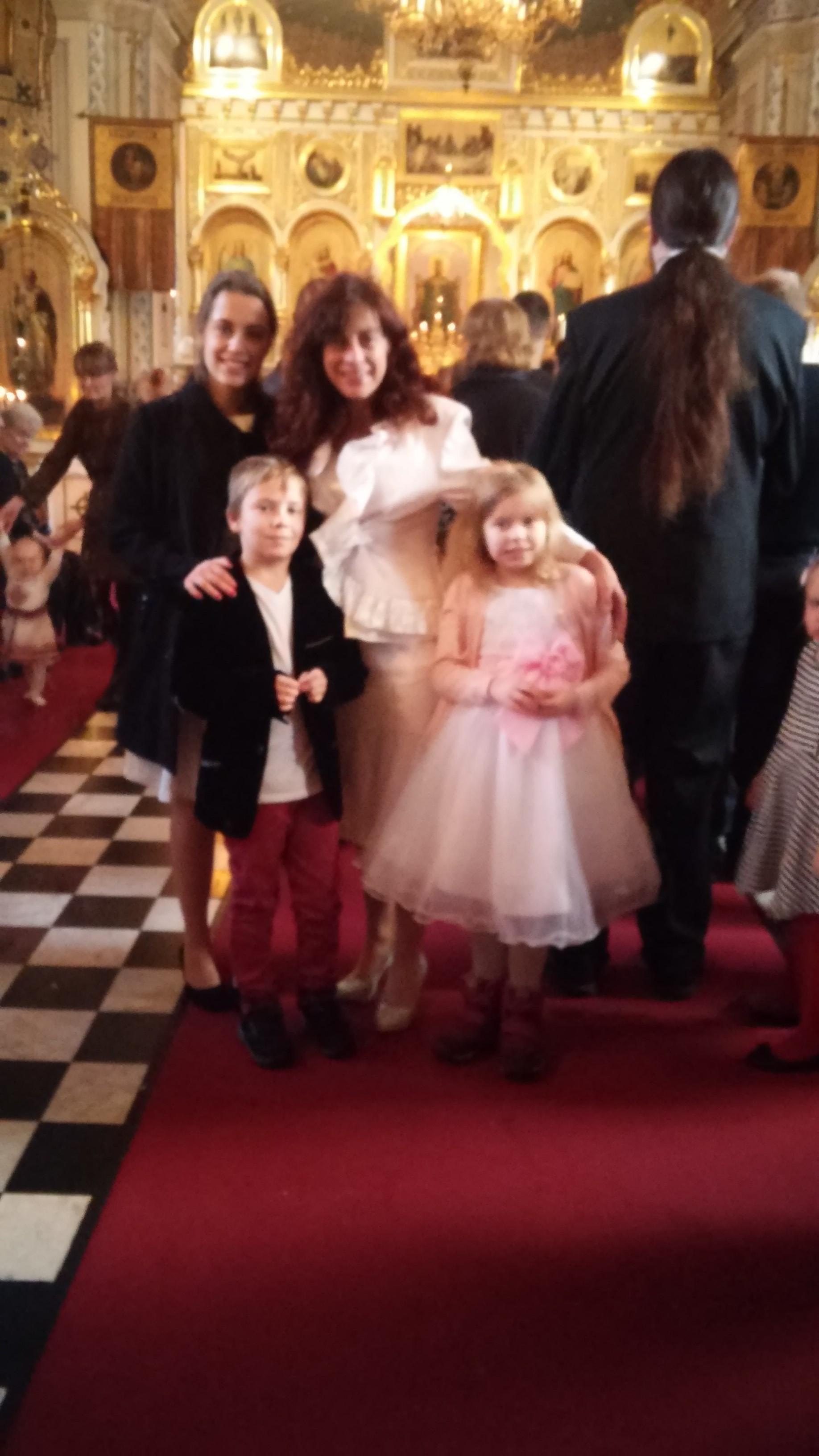 Interior Marturia Dr Camelia Smicala si copiii