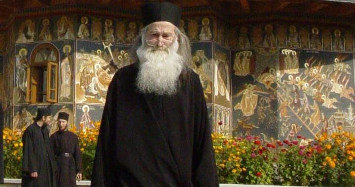 Pr. Justin Parvu 2003.08.30